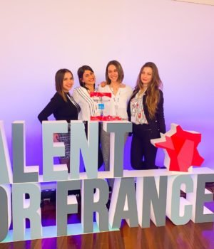 alphagamma Talent For France 2020 opportunities