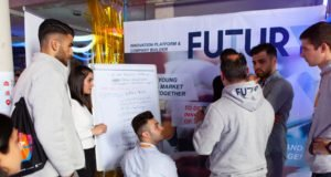 alphagamma apply for FUTURY Innovation Mission 2 and make banking go green opportunities entrepreneurship finance