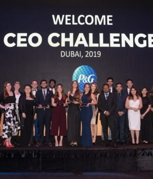 alphagamma P&G CEO Challenge 2020 opportunities