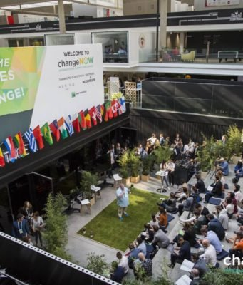 alphagamma ChangeNOW Summit impressions the future of impact investing entrepreneurship finance