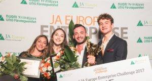 alphagamma JA Europe Enterprise Challenge 2020 opportunities