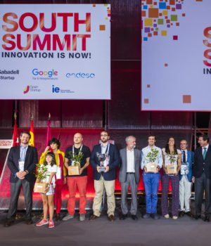 alphagamma South Summit Startup Competition 2020 A benchmark for innovation entrepreneurship