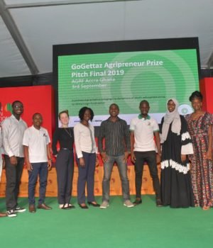 alphagamma Agripreneur Prize 2020 opportunities