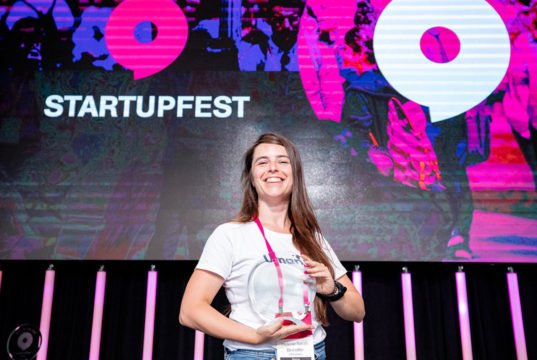 alphagamma Startupfest Pitch from home Competition 2020 opportunities