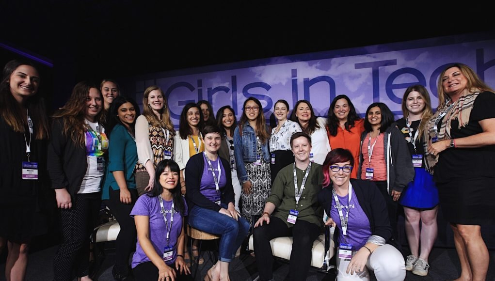 alphagamma Girls in Tech Conference 2020 opportunities