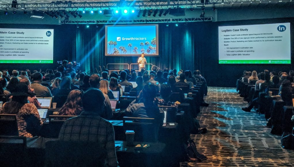 alphagamma GrowthHackers Conference 2020 opportunities