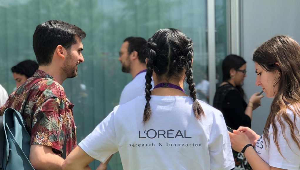 alphagamma L'Oréal Innovation Runway Challenge 2020 opportunities