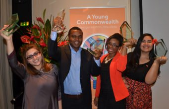 alphagamma commonwealth youth awards opportunites