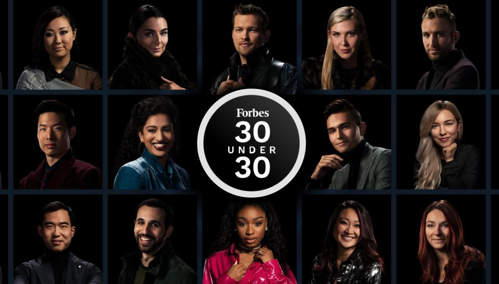 alphagamma Forbes 30 Under 30 2021 opportunities