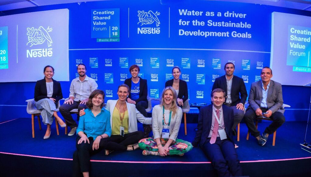 alphagamma Nestle Creating Shared Values Prize opportunities