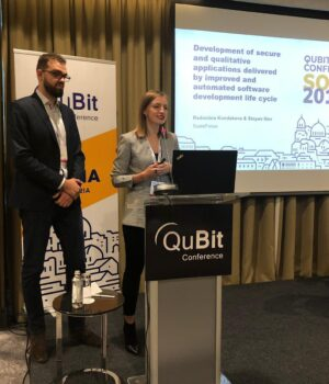 alphagamma QuBit Conference Tatry 2021 opportunities