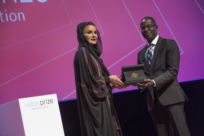 alphagamma WISE Prize for Education opportunities