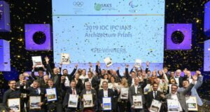 alphagamma IAKS Architecture and Design Awards opportunities