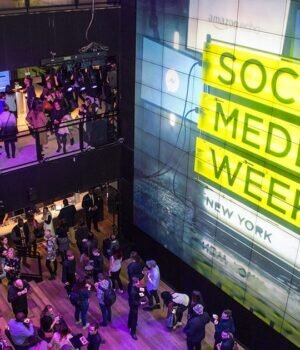 alphagamma Social Media Week 2021 opportunities