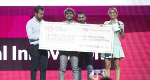 alphagamma WMF Startup Competition opportunities