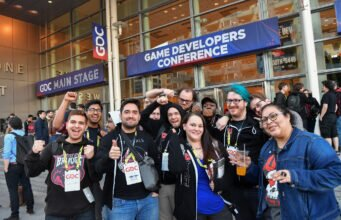 alphagamma Game Developers Conference 2021 opportunities